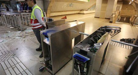 Χιλή: Σε κατάσταση έκτακτης ανάγκης το Σαντιάγο – Ταραχές λόγω αύξησης στην τιμή εισιτηρίου του μετρό
