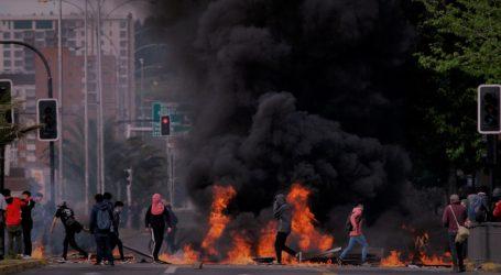 Χιλή: Στους 12 οι νεκροί από τις ταραχές – Συγκαλείται έκτακτο συμβούλιο πολιτικών αρχηγών