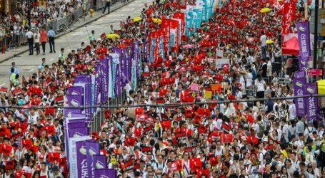 Χονγκ Κονγκ: Η κυβέρνηση δεν αποσύρει το σχέδιο νόμου για την έκδοση υπόπτων στην Κίνα