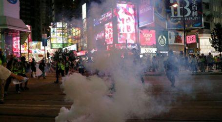 Χονγκ Κονγκ: Δακρυγόνα σε αντικυβερνητική συγκέντρωση