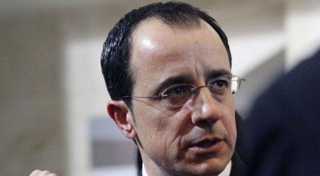 """Κυπριακό-Χριστοδουλίδης: Για τη Λευκωσία δεν υπάρχει """"λύση δύο κρατών"""""""