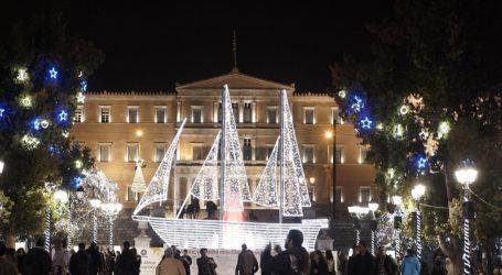 Χριστούγεννα στην Αθήνα: Όλες οι εκδηλώσεις