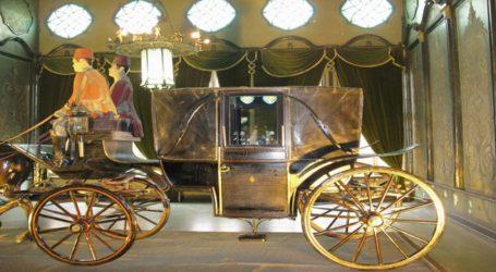 Νέα πνοή στο Μουσείο του Καΐρου δίνουν οι βασιλικές άμαξες