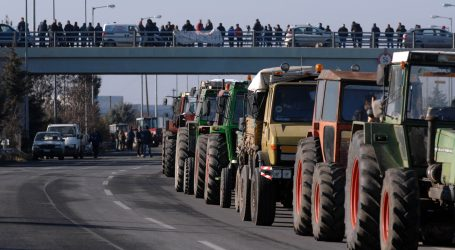 Τέσσερις μήνες φυλακή σε συνδικαλιστές για το αγροτικό μπλόκο της Νίκαιας το 2013