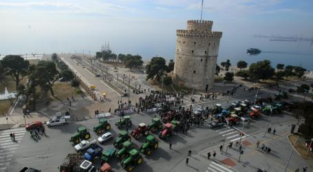 Σήμερα το συλλαλητήριο των αγροτών στη Θεσσαλονίκη
