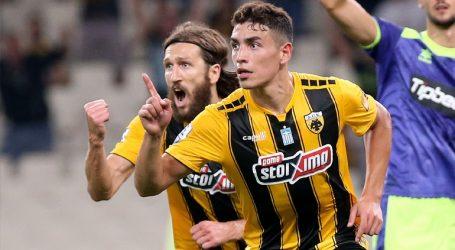 "Super League | Στην κορυφή με ""τεσσάρα"" η ΑΕΚ"