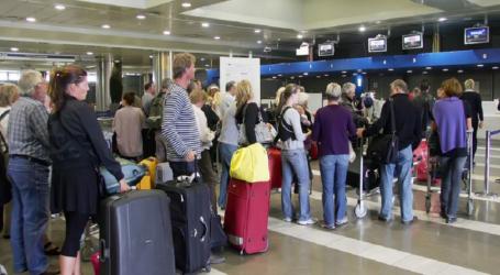 Αύξηση 10,1% παρουσίασε η επιβατική κίνηση των ελληνικών αεροδρομίων το ενδεκάμηνο