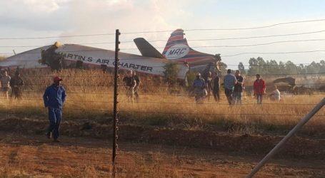 Νότια Αφρική: Ένας νεκρός και 19 τραυματίες από συντριβή αεροσκάφους
