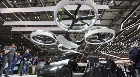 Η Porsche σχεδιάζει την κατασκευή αεροταξί