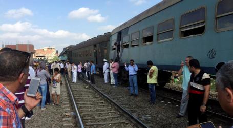 Τραγωδία   Αίγυπτος: Τουλάχιστον 16 νεκροί από σύγκρουση τρένων