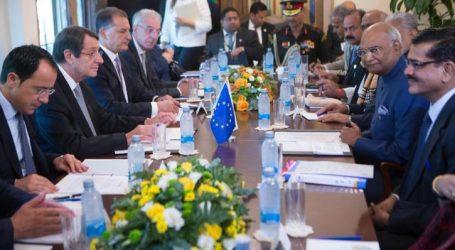 Αναστασιάδης: Η Ινδία στρατηγικός εταίρος της ΕΕ