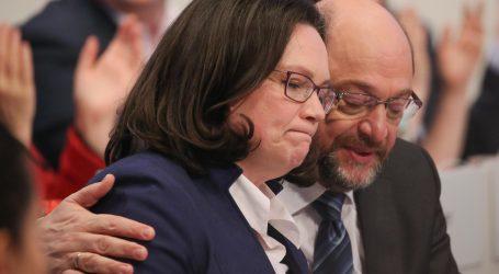 Γερμανία: Η Αντρέα Νάλες θα οριστεί πιθανότατα προσωρινή αρχηγός του SPD