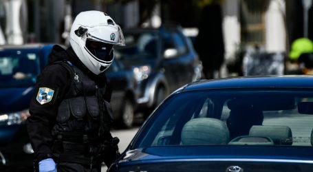 Κορωνοϊός: 1.155 παραβάσεις χθες σε όλη την την Ελλάδα για άσκοπες μετακινήσεις