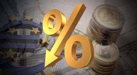 Ενα βήμα πριν από τα αρνητικά επιτόκια οι ελληνικές τράπεζες
