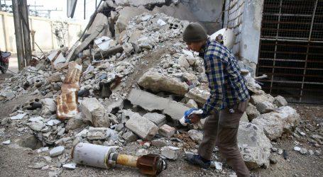 Συρία: 29 νεκροί από ρουκέτες που εξαπέλυσαν αντικαθεστωτικοί αντάρτες σε προάστιο της Δαμασκού