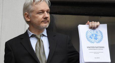 Αίρονται τα πρόσθετα μέτρα προστασίας του Ασάνζ στην πρεσβεία του Ισημερινού στο Λονδίνο