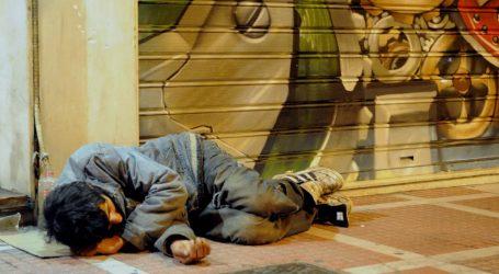 DW: Αύξηση του αριθμού των αστέγων στην Ευρώπη
