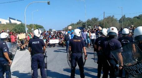 Αστυνομικοί: Είχαμε εντολές να μείνουμε αδρανείς ενώ δεχόμασταν επιθέσεις στη Μυτιλήνη