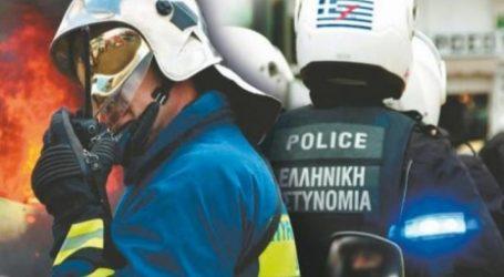 (UPD) Οι νέοι αρχηγοί σε Πυροσβεστική και Αστυνομία – Ευχαριστίες Σκουρλέτη στους απερχόμενους – Πυρά από αντιπολίτευση
