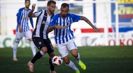 Super League | Ισόπαλοι στο Περιστέρι Ατρόμητος και ΠΑΟΚ