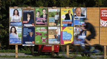 Συντριβή Μέρκελ στη Βαυαρία – δεύτερο κόμμα οι Πράσινοι, σύμφωνα με τα exit polls