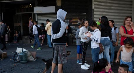 (VID) Μεγάλος σεισμός στη Βενεζουέλα