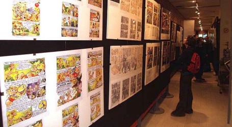 Έκθεση με περιοδικά και κόμικς τριών δεκαετιών στη βιβλιοθήκη του Πανεπιστημίου Αιγαίου