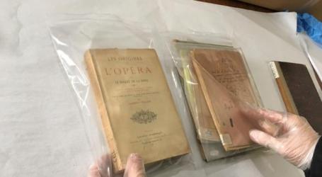 Ολοκληρώθηκε η μεταφορά της βιβλιοθήκης του Θεατρικού Μουσείου στην ΕΡΤ