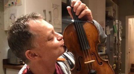 Μουσικός ξέχασε σε τρένο βιολί 310 ετών (vid)