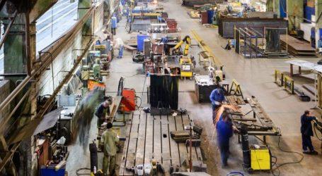 Αύξηση 11,6% κατέγραψε το 2017 ο κύκλος εργασιών στη βιομηχανία