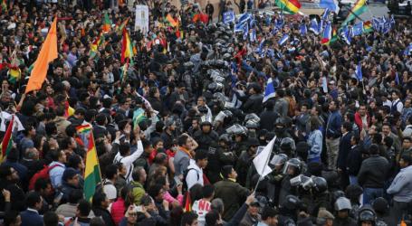 Βολιβία-προεδρικές εκλογές: Νέες συγκρούσεις στη Λα Πας