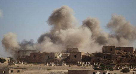 Ισραηλινά μαχητικά βομβάρδισαν θέσεις του συριακού στρατού