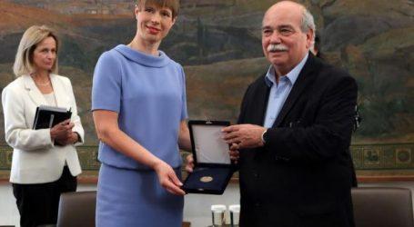 Στενότερη συνεργασία ανάμεσα στα κοινοβούλια Ελλάδας και Εσθονίας