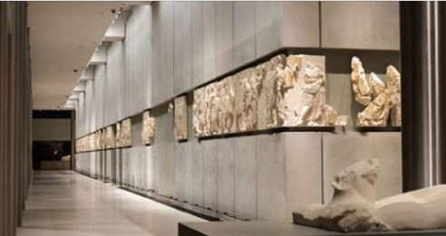 βραδινές ξεναγήσεις Μουσείο Ακρόπολης