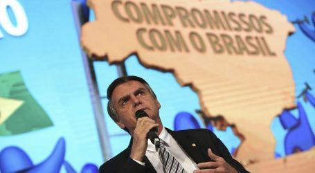 Βραζιλία-Προεδρικές: Ανοίγει η ψαλίδα υπέρ του ακροδεξιού Μπολσονάρου
