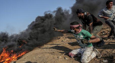 Γάζα: 18 Παλαιστίνιοι τραυματίστηκαν από σφαίρες ισραηλινών στρατιωτών