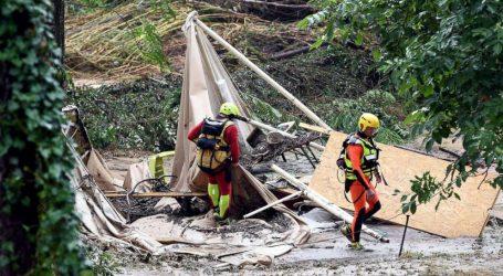 Γαλλία: Στους 13 ανήλθε ο αριθμός των νεκρών από τις πλημμύρες