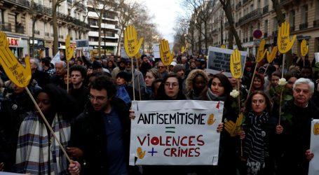 Oι Γάλλοι κινητοποιούνται κατά του αντισημιτισμού