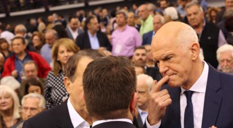-Τι πιστεύετε ότι εννοούσε όταν είπε ότι έβαλα την Ελλάδα στο μνημόνιο με ωραίο φόντο;