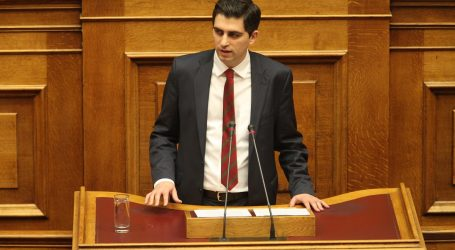 Δήμας: Το πολυνομοσχέδιο αποτελεί πρόχειρη νεοφιλελεύθερη πολιτική