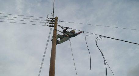 Χαλκιδική: Ομαλοποίηση της ηλεκτροδότησης σε 24- 30 ώρες