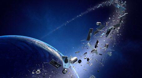 Σχεδόν 20.000 διαστημικά σκουπίδια πάνω από τη Γη