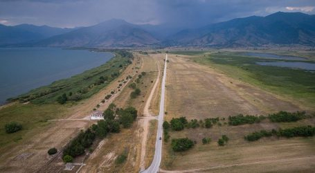 Ικανοποίηση δημάρχου Πρεσπών για τη διάνοιξη της συνοριακής διάβασης στον Λαιμό
