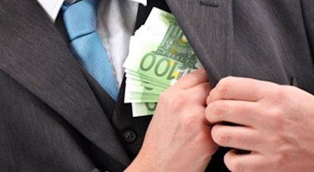 Η διαφθορά θεωρείται λιγότερο διαδεδομένη στην ΕΕ απ' ότι το 2013