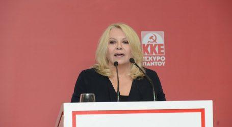 Η Σεμίνα Διγενή παραιτείται από ευρωβουλευτής και συνεχίζει ως υποψήφια βουλευτής του ΚΚΕ στην Α' Πειραιά
