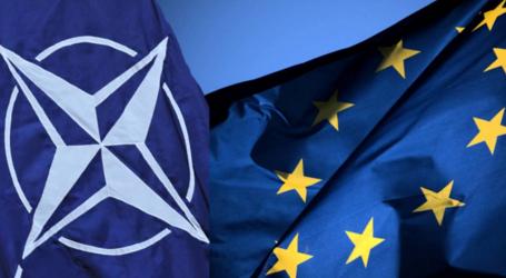 EE και ΝΑΤΟ: «Στα χέρια των πολιτικών στα Σκόπια να αποφασίσουν για τη μελλοντική πορεία»