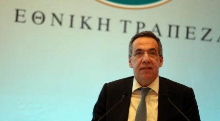 Εθνική Τράπεζα: Παραιτήθηκε ο διευθύνων σύμβουλος Λ. Φραγκιαδάκης