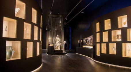 Εγκαίνια Περιοδικής Έκθεσης «Οι αμέτρητες όψεις του Ωραίου» στο Εθνικό Αρχαιολογικό Μουσείο
