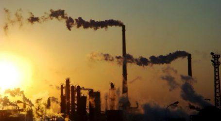 Δεκαπέντε χρόνια εκπομπών αερίων που προκαλούν το φαινόμενο του θερμοκηπίου