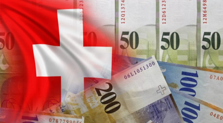 Bloomberg: Η διολίσθηση του ελβετικού φράγκου οφείλεται πιθανόν στις κυρώσεις ΗΠΑ κατά Ρωσίας